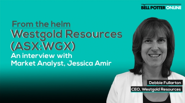 From the helm: Westgold Resources' (ASX:WGX) CEO, Debbie Fullarton