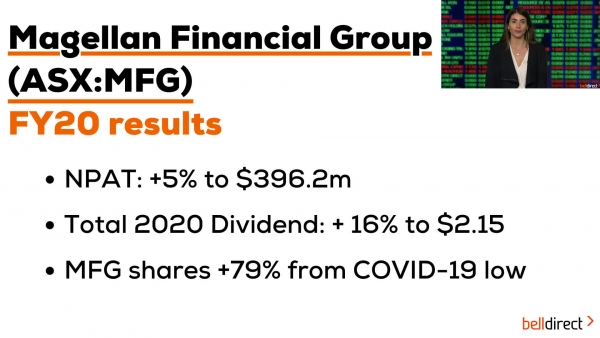 Magellan (ASX:MFG) Reporting Season Results