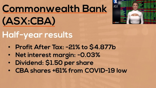 How Australia's largest company on the ASX reported | Commonwealth Bank (ASX:CBA) Reporting Season